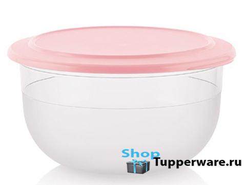 Чаша (3,5л) в розовом цвете из Сервировочной коллекции
