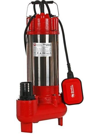 Фекальный насос QUATTRO ELEMENTI Sewage 1200F Ci (1200 Вт, 22000 л/ч, для грязной, 16 м, 2 (910-171)