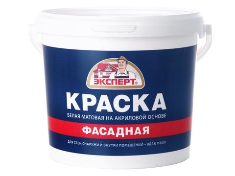 Краска ЭКСПЕРТ фасадная ВДАК-1180 (7кг)