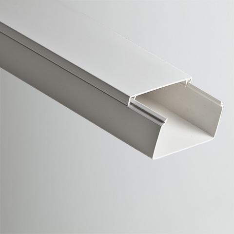 Кабель-канал 100х40 белый TDM (12 м)