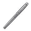 Parker IM Premium - Shiny Chrome Chiselled CT, перьевая ручка, F