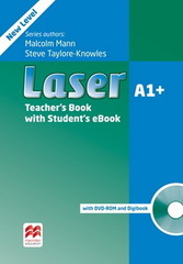 Laser. A1+. Teacher's Book with Student's eBook