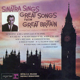 Frank Sinatra / Sinatra Sings Great Songs From Great Britain (LP)