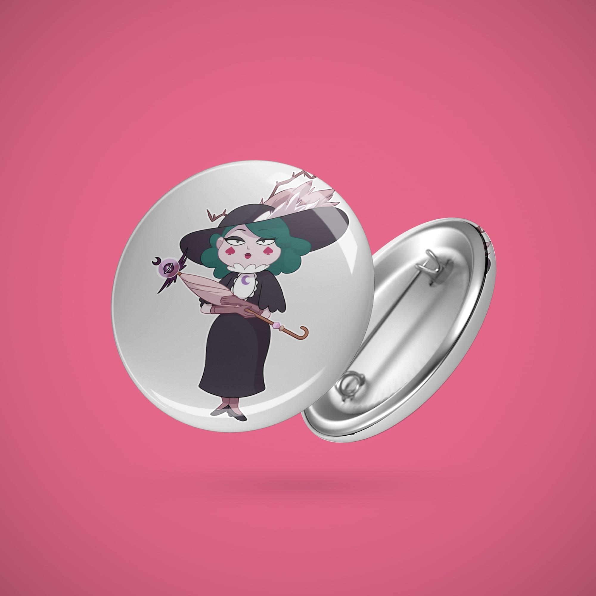 Значок с Эклипсой - купить в интернет-магазине kinoshop24.ru с быстрой доставкой