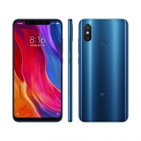 Xiaomi Mi 8 6/128Gb Blue (Global Version)