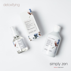 Детокс-уход detoxifying leave-in treatment simply zen