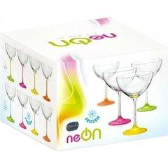 Набор бокалов для коктейлей из 4 шт, «Neon Frozen», 340 мл, фото 3