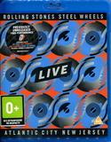 The Rolling Stones / Steel Wheels Live - Atlantic City, New Jersey (Blu-ray)