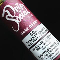 Drip Social Bare Berry