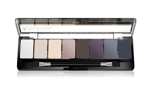 EVELINE Тени для век: 04-CASUAL NUDE Eyeshadow Professional Palette