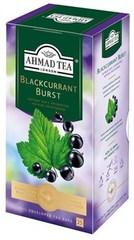 Чай черный Ahmad Tea Смородиновый взрыв 25*1,5г