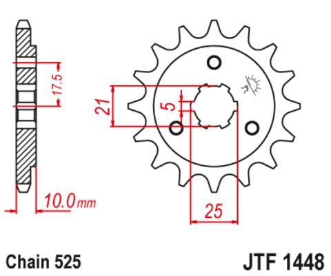 JTF1448