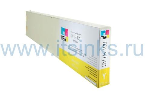 Картридж для Mimaki LF-140 Yellow 600 мл