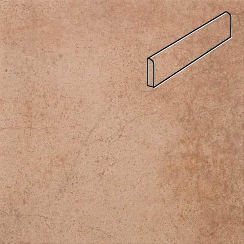 Stroeher - Keraplatte Aera 750 rubeo 294х73х8 артикул 8108 - Клинкерный плинтус