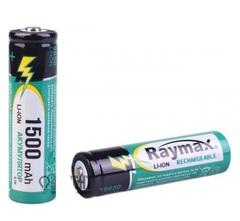 Аккумуляторы 18650 Raymax 1500mAh (Li-ion)