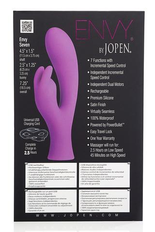 Вибратор клиторально вагинальный