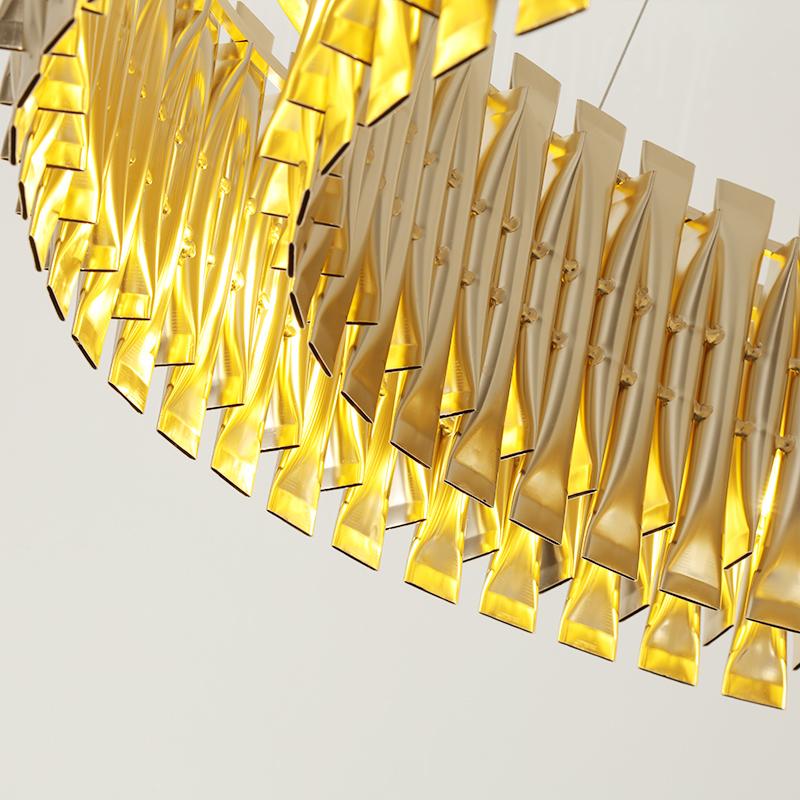 Подвесной светильник копия Matheny by Delightfull (3 уровня)