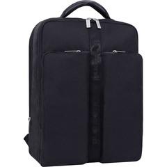 Рюкзак Bagland Boss 16 л. чорний (0052666)