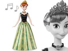 Кукла Анна поющая, Фрозен