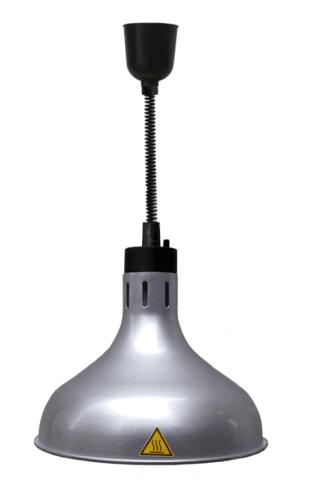 фото 1 Лампа инфракрасная Gastrorag FM-IL5S серебро на profcook.ru