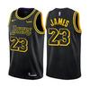 Баскетбольная майка NBA 'Lakers/Lebron James 23'