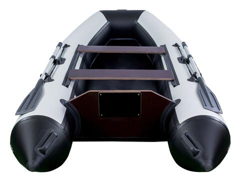 Моторно-гребная лодка RiverBoats RB — 280 (ПВХ, плоское дно)