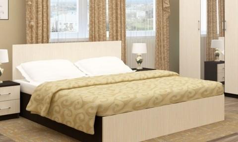 Кровать ЗК-1,4 Зиля ЛДСП