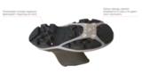 Ледоходы улучшенные на 5 шипах-звездочках с плотной посадкой на любой обуви, прозрачные