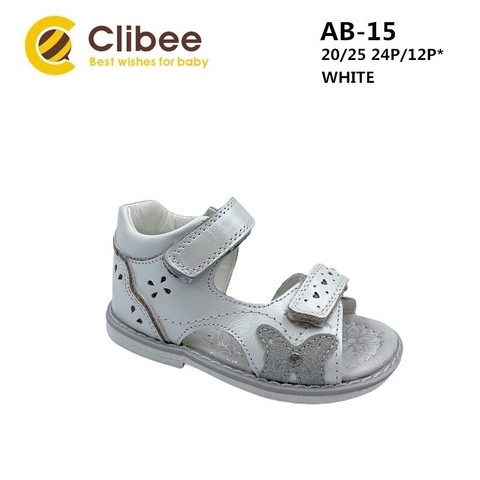 Clibee AB-15 White 20-25