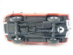 UAZ-3741 Fire Department 1:43 Agat Mossar Tantal