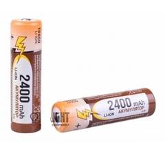 Аккумуляторы 18650 Raymax 2400mAh (Li-ion)