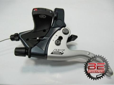 Комборучка Shimano LX M-570 3 скорости