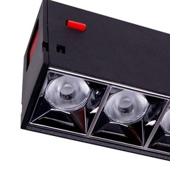 Магнитный трековый светильник RL-SL001 24W (220V)