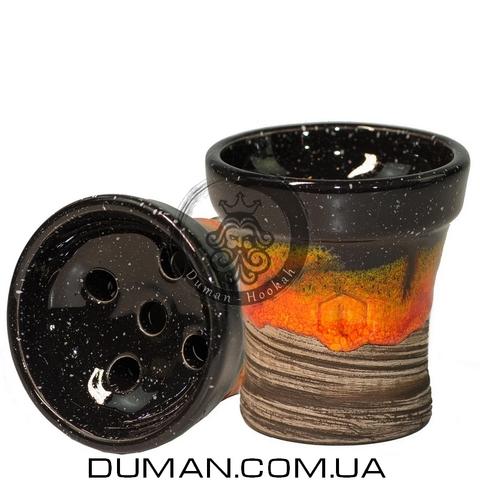 Чаша Kolos Mita (Колос) |Black Orange