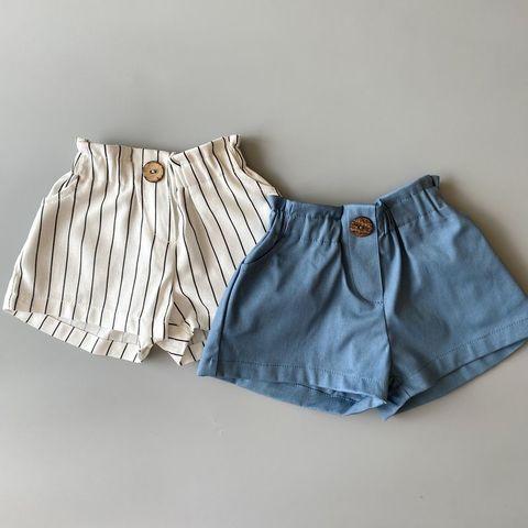 Набор шорт для девочек
