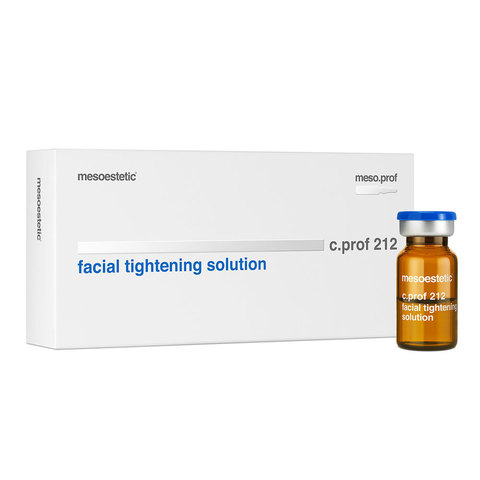 Лифтинг / c.prof 212 facial tightening solution 5 ml
