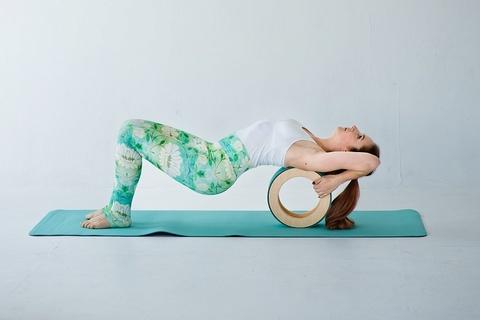 Йога-колесо Dharma (28,5 см)