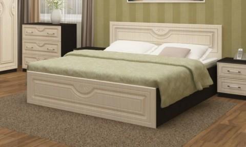 Кровать ЗК-1,4 Зиля МДФ