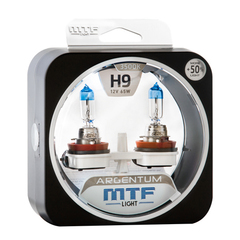 Галогеновые лампы MTF Light ARGENTUM +50% H9