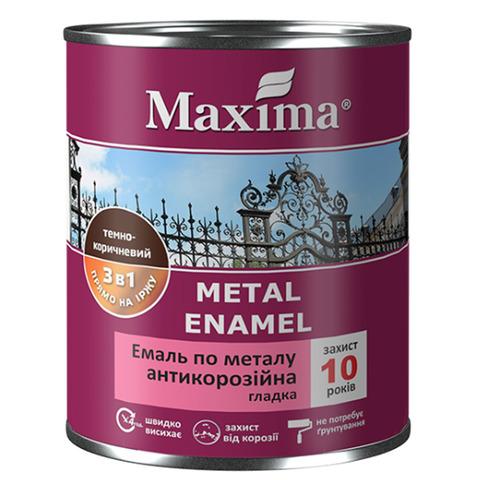 Емаль 3 в 1 гладкая Maxima