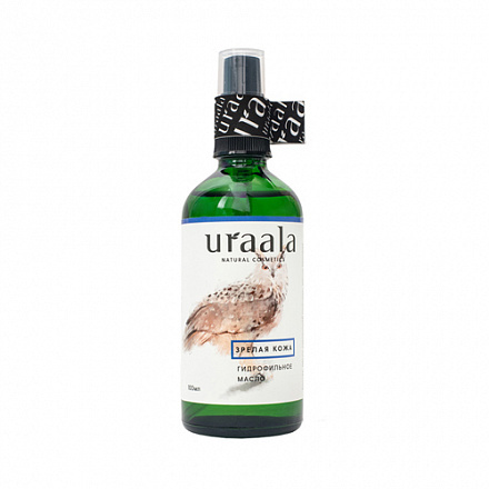 Масло гидрофильное, для зрелой кожи URA'ALA, 100 мл