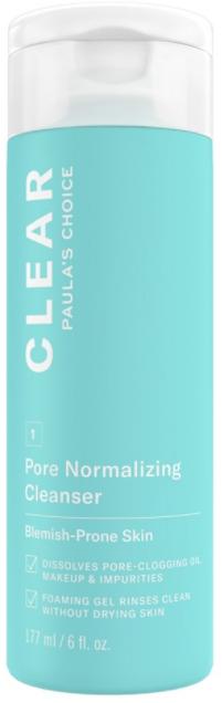 Paula's Choice Clear Pore Normalizing Cleanser освежающий гель для умывания 177мл