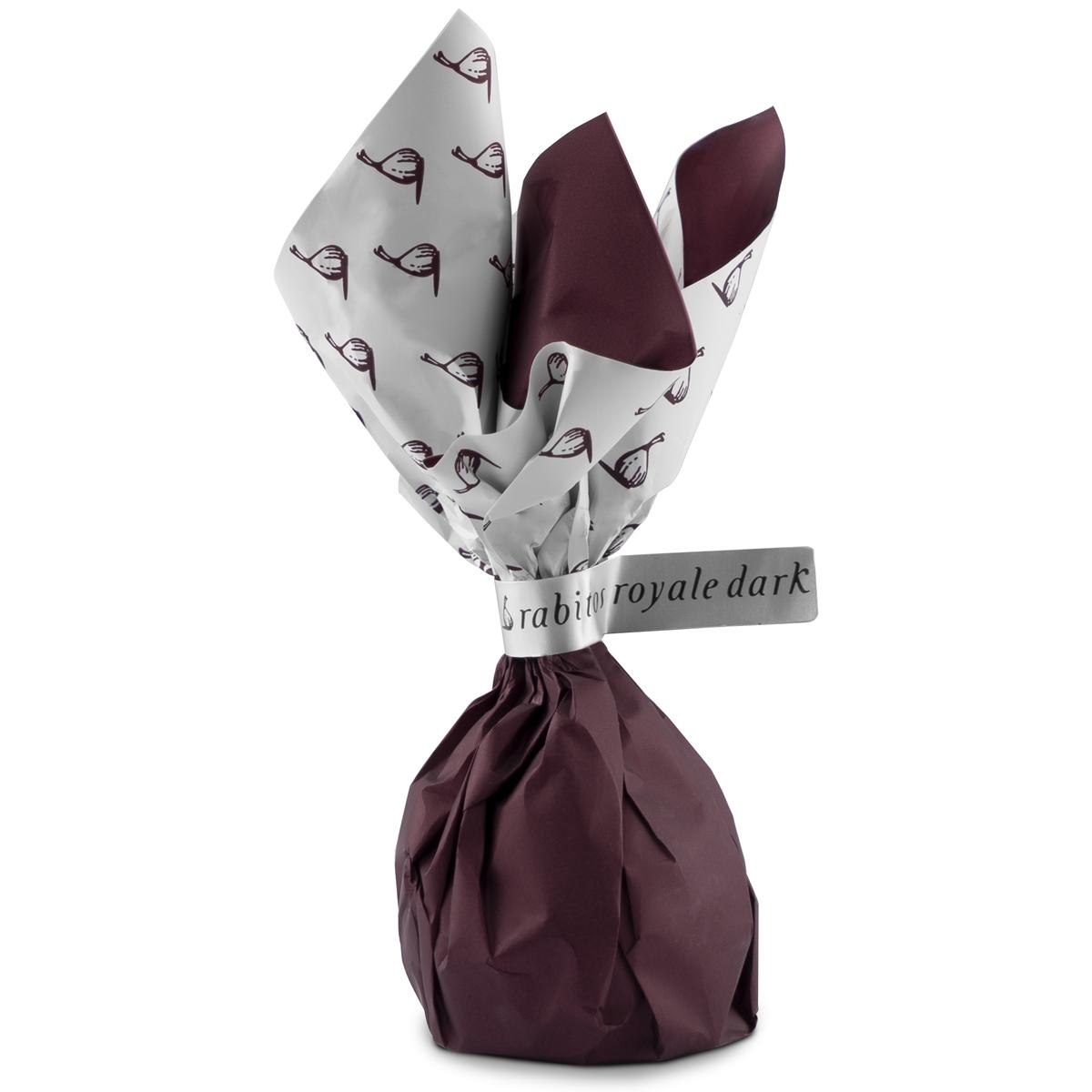 Конфеты Инжир в тёмном шоколаде с трюфельным кремом и бренди Rabitos 95 г 6 конфет