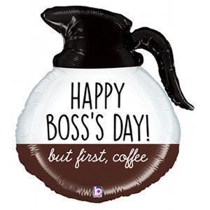 Шар фигура happy boss's day