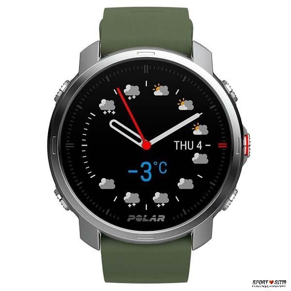 Polar Grit X Green HR H10