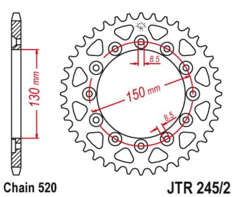 JTR245/2