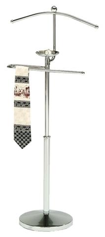 Вешалка для одежды напольная костюмная СН-4161 хром