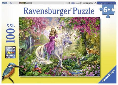 Puzzle Magical Ride 100p