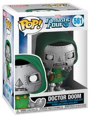 Фигурка Funko POP! Bobble: Marvel: Fantastic Four: Doctor Doom
