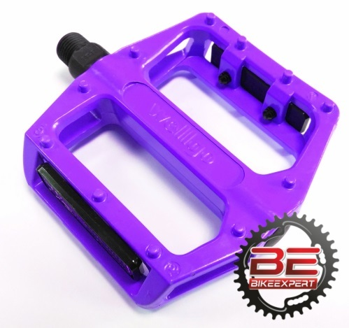 Педали Wellgo B087 фиолетовые
